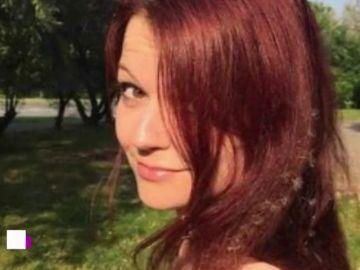 Yulia Skripal, la hija del exespía ruso Sergei Skripal