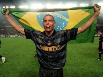 Ronaldo, con el Inter