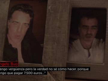 """""""Tengo que pagar 7.500 euros, ojalá me puedas ayudar"""": así era la fase 2 del plan de Angelo Buo para obtener el dinero de sus víctimas"""