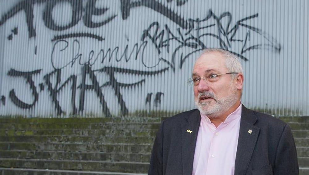 Imagen de archivo del exconseller Lluis Puig en Bruselas