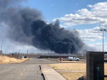 Al menos 20 personas han resultado heridas por un incendio registrado en una refinería en Wisconsin