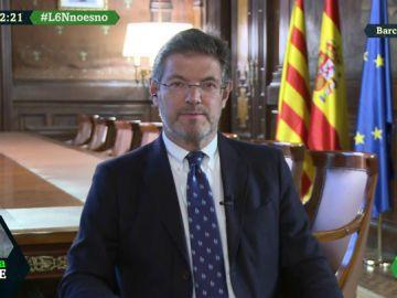 """Catalá, sobre la sentencia a 'La Manada': """"Hemos iniciado una reflexión para reformar el Código Penal con los mejores expertos"""""""
