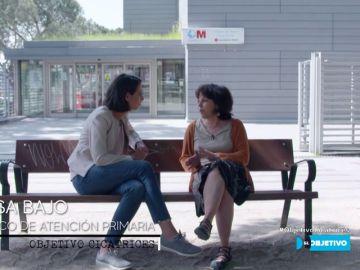 """Rosa Bajo, médico: """"He tenido casos en los que me han pedido cambiar el medicamento porque no podían pagarlo"""""""