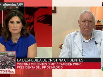 El exministro de Asuntos Exteriores, José Manuel García-Margallo