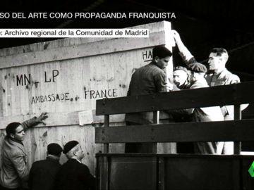 Un libro de la Complutense de Madrid relata cómo muchas obras de arte se utilizaron como moneda de cambio y propaganda