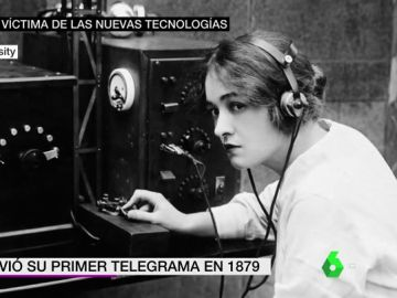 Desaparece el telegrama en Francia