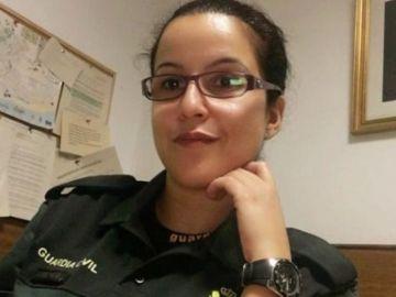 Imagen de María Luisa Flóres, la agente de la Guardia Civil que denuncia acoso laboral.