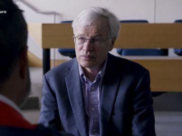 El premio de Economía Nobel Bengt Holmström, en Enviado especial