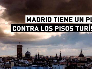 Plan de Madrid contra los pisos turísticos