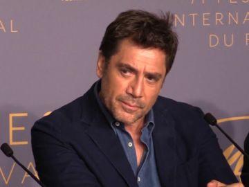 El aplaudido 'zasca' de Javier Bardem a la pregunta machista de un periodista en el Festival de Cannes
