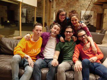 La sorpresa más Hygge de Patricia a Luis con una familia de instagramers