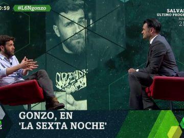 Gonzo en laSexta Noche