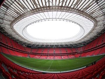 San Mamés acogerá varios partidos de la Eurocopa 2020