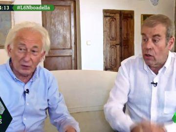 """Guasch ironiza sobre 'Tabarnia' y critica el independentismo: """"Nosotros somos facha, y 46 millones de españoles; ellos son racistas"""""""