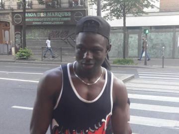 Mamoudou Gassama, el inmigrante maliense de 22 años que escaló la fachada de un edificio para salvar a un niño