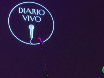 'Diario Vivo', el periodismo que se sube a los escenario
