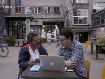 Jalis de la Serna en Enviado especial: la nacion digital