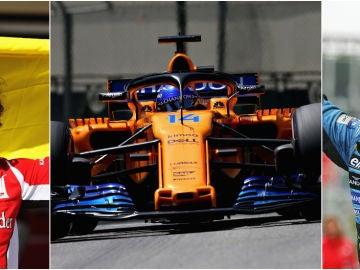 Fernando Alonso, una carrera de leyenda