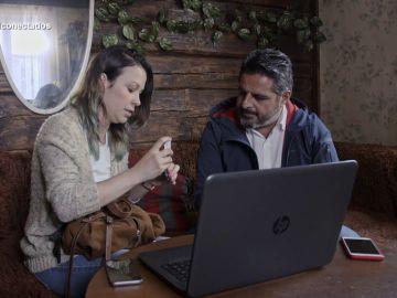Jalis de la Serna en Enviado especial: la nación digital