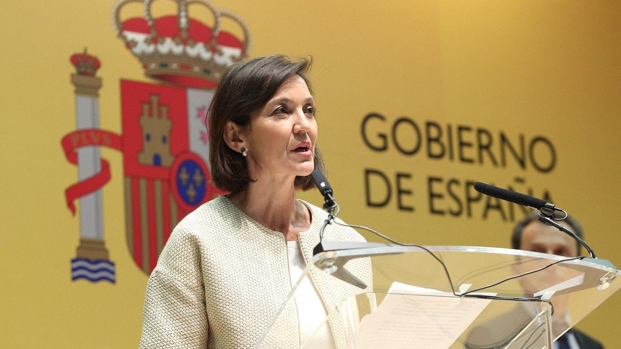 Reyes Maroto, ministra de Industria y Turismo