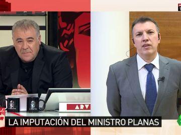 Joaquim Bosch revela en Al Rojo Vivo el cargo que el Gobierno de Sánchez le ofreció y que rechazó