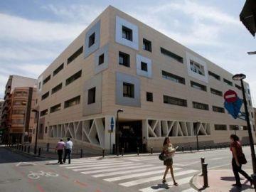 Comisaria de la Policía Nacional de Alicante
