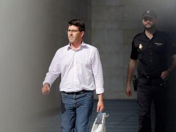 El presidente de la Diputación de Valencia, Jorge Rodríguez