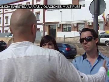 El padre de una víctima de la agresión sexual en Murcia declara tras ser denunciado por un acusado por agresión