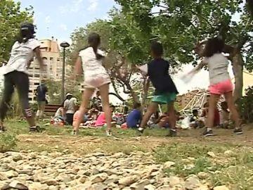 Arrancan los campamentos de verano de 'Save the Children'