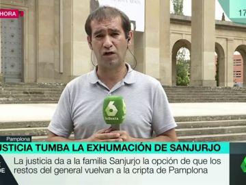 La familia del general Sanjurjo puede devolver sus restos a la cripta de Pamplona.