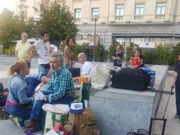 """Hogar Social Madrid ha informado en Twitter del desalojo del edificio """"con niños dentro"""""""