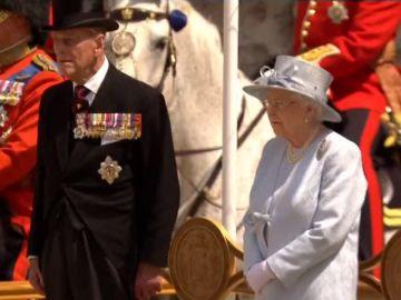 El Reino Unido ensaya el que será el mayor funeral de la historia
