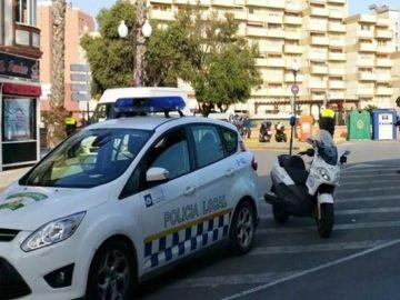 Policía Local de La Línea de la Concepción