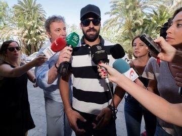 Guerrero, el guardia civil de 'La Manada'
