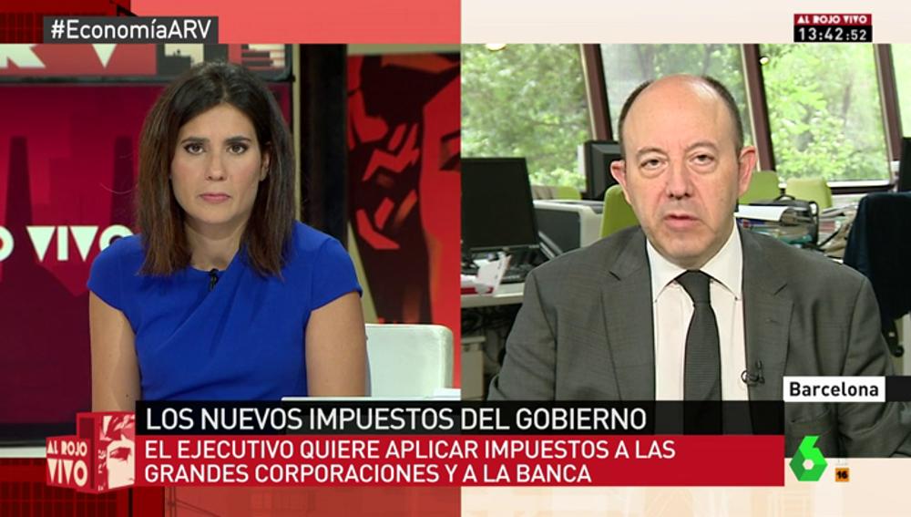 El profesor de Economía Gonzalo Bernardos