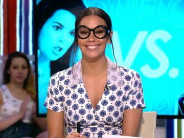 Cristina Pedroche Un, dos, tres
