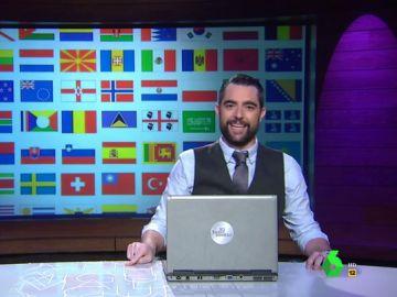 Dani Mateo presenta los tópicos españoles