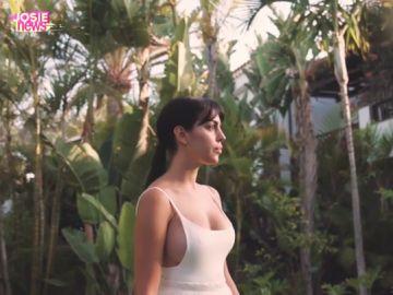 Reportaje Josie a Georgina Rodríguez