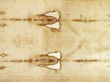 Imagen de archivo de la Sábana Santa