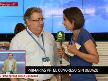 El exministro Juan Ignacio Zoido