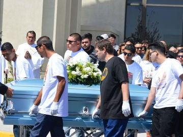 Funeral de Anthony Ávalos