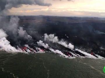 El volcán Kilauea continúa amenazando Hawái: Más de 2.000 personas han sido evacuadas