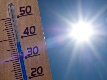 Altas temperaturas en toda España