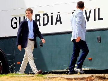 Pablo Casado en Algeciras