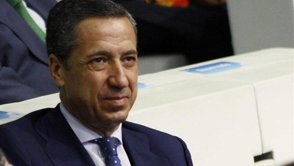 El expresidente de la Generalitat, Eduardo Zaplana.