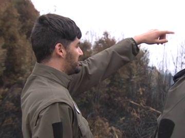 Agentes forestales de Galicia