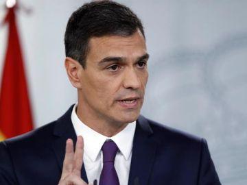 laSexta Noticias 20:00 (03-08-18) Cataluña, migraciones, el PP... los titulares de la comparecencia de Pedro Sánchez en la que insistió en agotar la legislatura