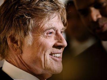 En la imagen el actor y director Robert Redford