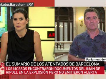 Carlos Quílez, subdirector de 'Estrella Digital' en Al Rojo Vivo.