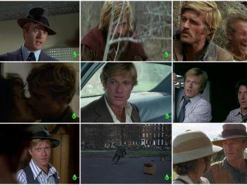 Escenas de Robert Redford en el cine